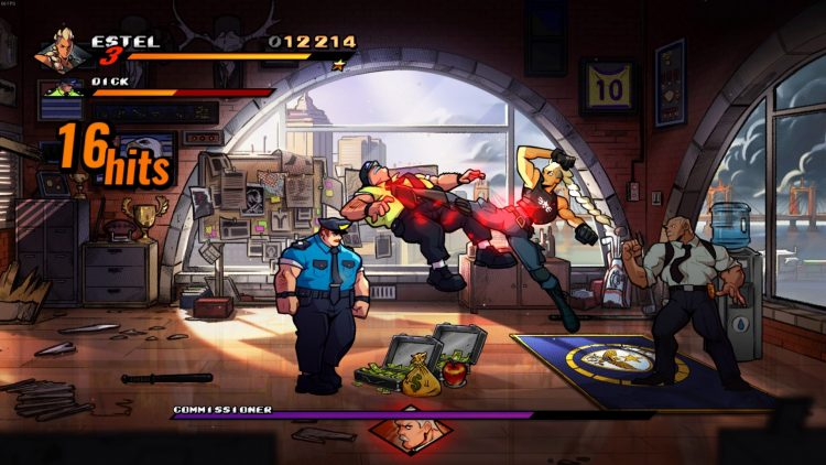 Streets Of Rage 4 Dlc Mr X Nightmare Worth It Impressions Preview Awkward
