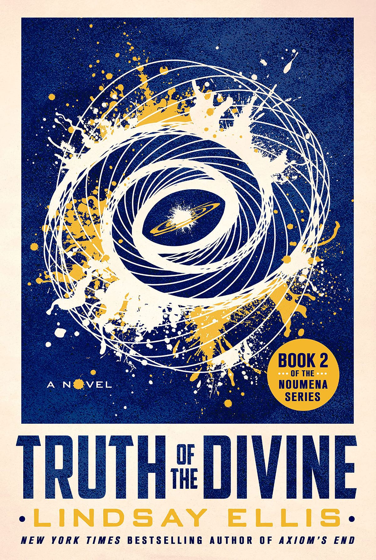 Truth of the Divine by Lindsay Ellis book cover