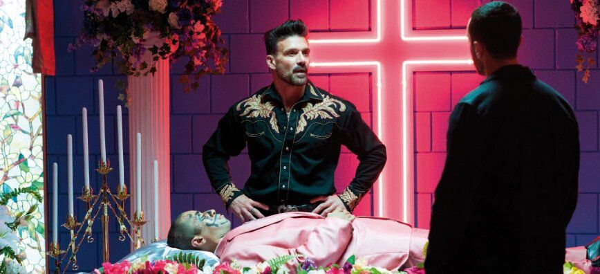 Frank Grillo in The Gateway