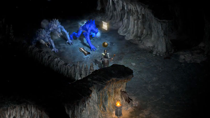Diablo 2 Resurrected Glacial Trail: How To Get And Reach There