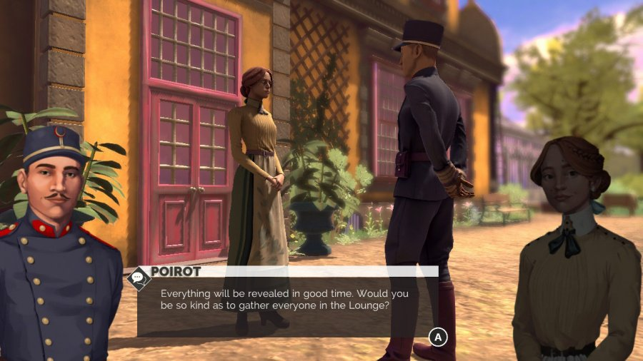Agatha Christie - Hercule Poirot: The First Cases Review - Screenshot 4 of 4